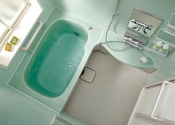まる得 浴室