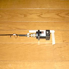 地震センサー